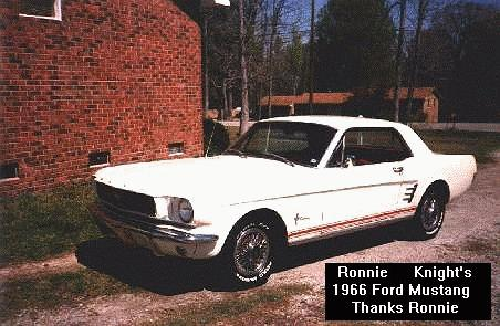 David Stockman's Web Page of Classic Cars Ford Picture Gallery